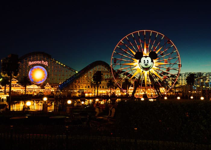visiter disneyland los angeles