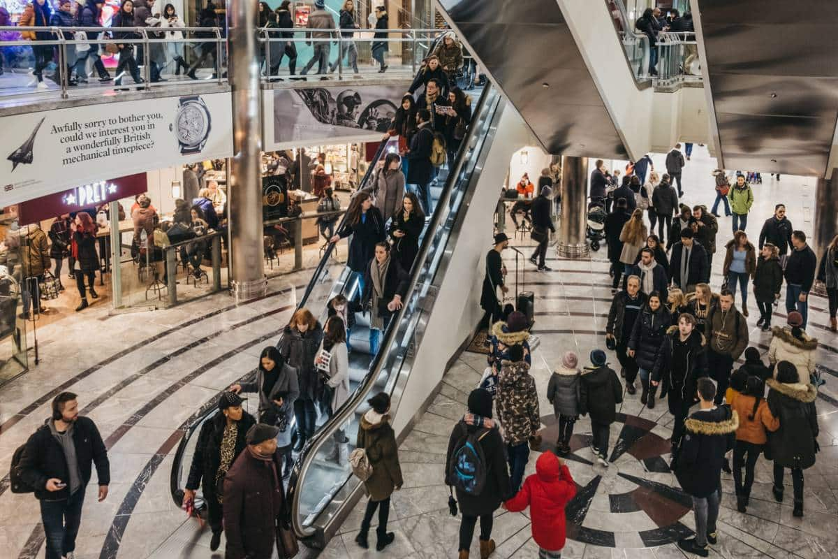 Affluence Periodes Magasin